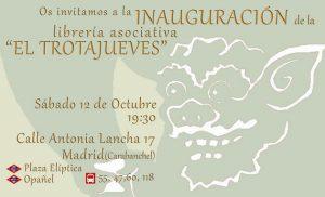 www.trotajueves.inauguración.es